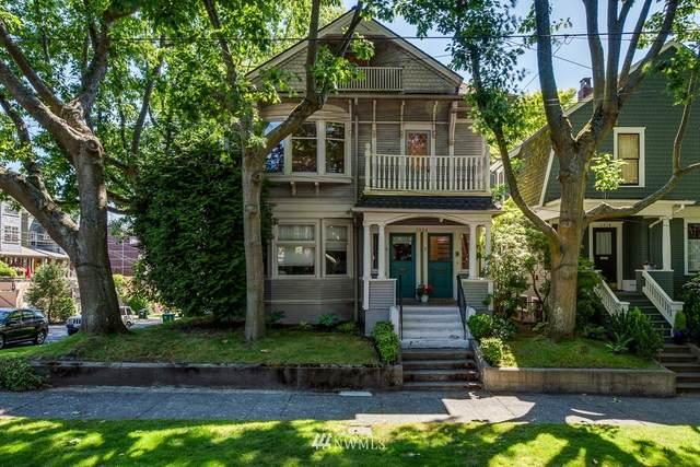 1324 4th Avenue W B, Seattle, WA 98119 (#1797103) :: NextHome South Sound