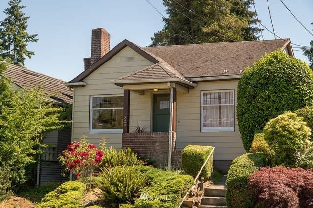 323 N 73rd Street, Seattle, WA 98103 (#1797113) :: Tribeca NW Real Estate