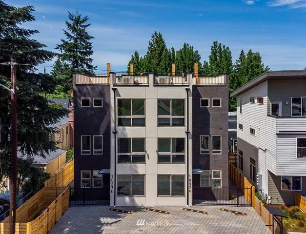 1037 S Cloverdale Street B, Seattle, WA 98108 (#1797128) :: Stan Giske