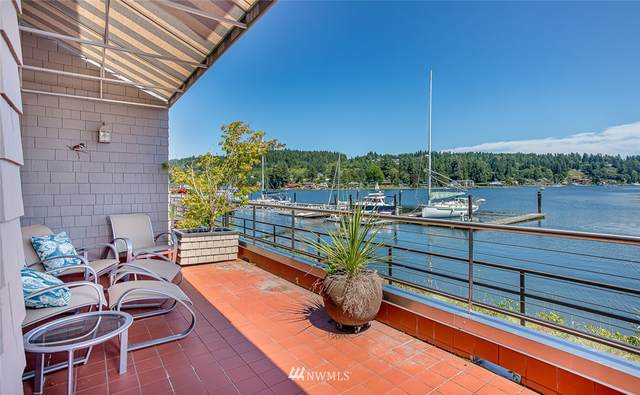8915 N Harborview Drive #101, Gig Harbor, WA 98332 (#1797217) :: Priority One Realty Inc.