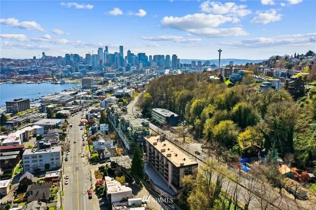 700 Crockett Street #204, Seattle, WA 98109 (#1797236) :: NextHome South Sound
