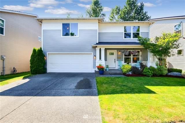 21218 SE Falcon Way, Kent, WA 98042 (#1797377) :: Pickett Street Properties