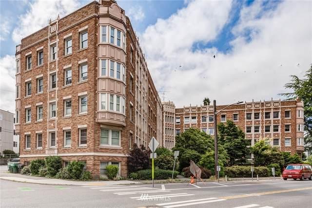 5810 Cowen Place NE #404, Seattle, WA 98105 (#1797520) :: NW Homeseekers
