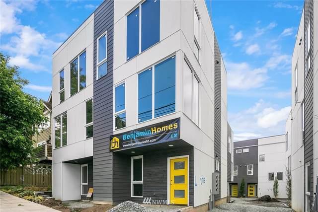 2707 Yesler Way B, Seattle, WA 98122 (MLS #1797637) :: Brantley Christianson Real Estate