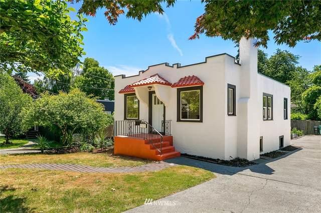 349 N 81st Street, Seattle, WA 98103 (#1797685) :: Tribeca NW Real Estate