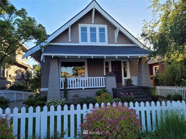 6521 Greenwood Avenue N, Seattle, WA 98103 (#1797796) :: Tribeca NW Real Estate