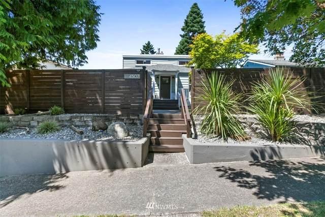 4507 48th Avenue SW, Seattle, WA 98116 (MLS #1797949) :: Brantley Christianson Real Estate