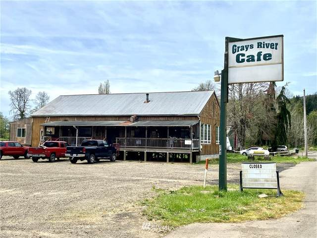 3745 State Route 4, Grays River, WA 98621 (#1797979) :: Keller Williams Western Realty