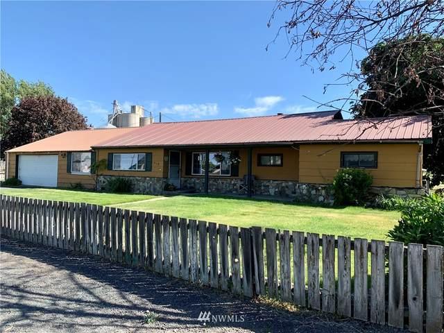 218 SW Railroad Avenue, Wilbur, WA 99185 (#1798078) :: Better Properties Real Estate
