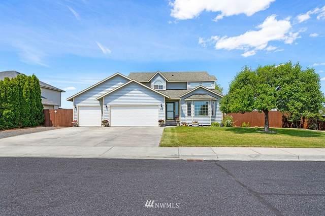 201 N Crestview Drive, Moses Lake, WA 98837 (#1798489) :: Northwest Home Team Realty, LLC