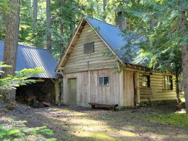 150 Silver Creek Usfs, Greenwater, WA 98022 (#1799059) :: Stan Giske