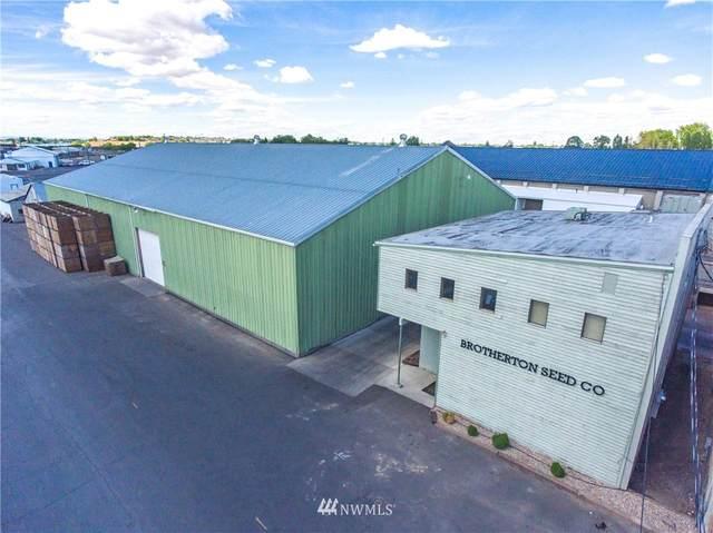 451 S Milwaukee Avenue, Moses Lake, WA 98837 (MLS #1799191) :: Nick McLean Real Estate Group