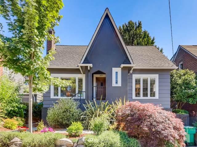 521 NE 85th Street, Seattle, WA 98115 (#1799280) :: NextHome South Sound