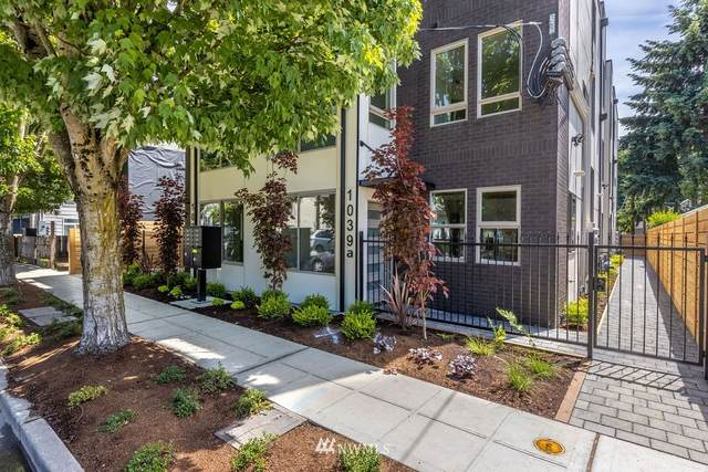 1039 S Cloverdale Street A, Seattle, WA 98108 (#1799349) :: Priority One Realty Inc.