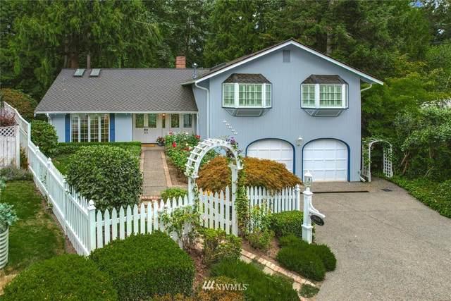 14464 NE 12th Place, Bellevue, WA 98007 (#1799437) :: Keller Williams Realty