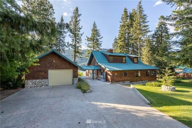 14264 Idlewild Road, Leavenworth, WA 98826 (#1799603) :: NW Homeseekers