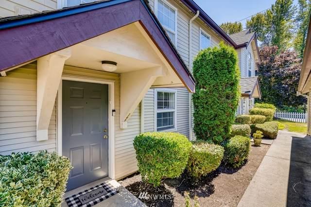 13306 SE 272nd Street A102, Kent, WA 98042 (#1799694) :: Lucas Pinto Real Estate Group