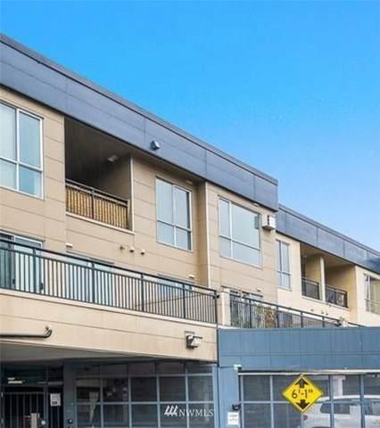 321 10th Avenue S #614, Seattle, WA 98104 (#1799804) :: NextHome South Sound