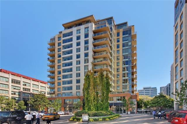 910 Lenora Street S300, Seattle, WA 98121 (#1800098) :: Front Street Realty