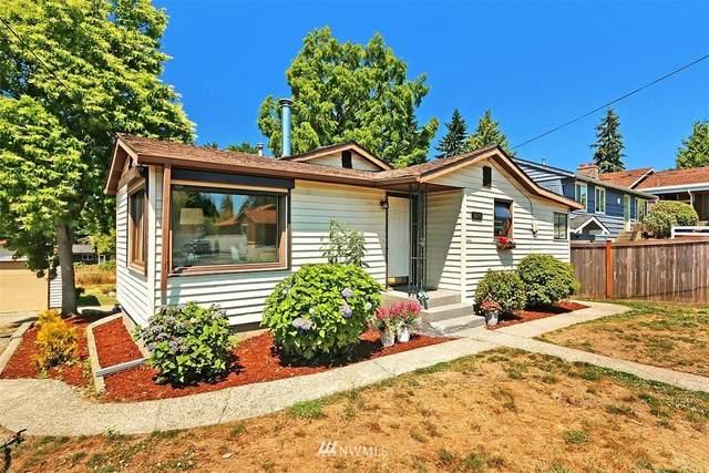 16245 15th Avenue SW, Burien, WA 98166 (#1800133) :: Alchemy Real Estate