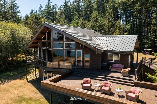 566 Thatcher Pass Road, Decatur Island, WA 98221 (#1800271) :: The Kendra Todd Group at Keller Williams