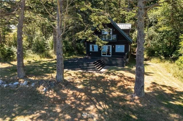 594 Thatcher Pass Road, Decatur Island, WA 98221 (#1800331) :: Pickett Street Properties
