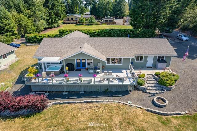 90 E Union Heights Place N, Union, WA 98592 (#1800490) :: Better Properties Real Estate