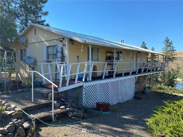 250 Ridge Loop Road, Cle Elum, WA 98922 (#1800493) :: Keller Williams Western Realty