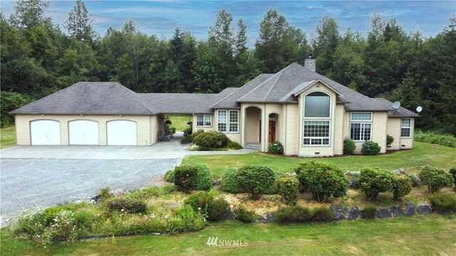 5802 169th Avenue NE, Snohomish, WA 98290 (#1800694) :: Pickett Street Properties
