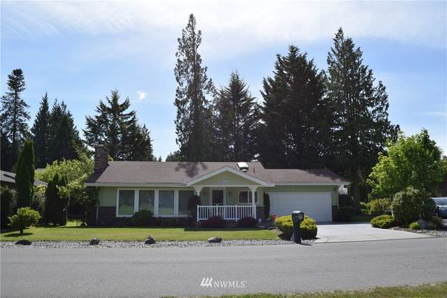 106 Emerald Drive, Sequim, WA 98382 (#1800717) :: NW Homeseekers