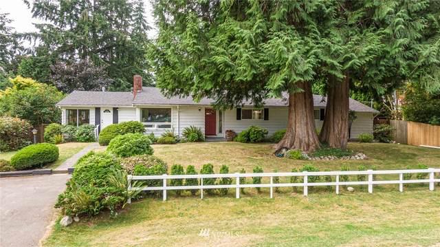10713 SW Cowan Road, Vashon, WA 98070 (#1800840) :: Better Properties Real Estate