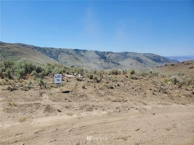 0 Spring Canyon Road, Orondo, WA 98843 (#1800938) :: Better Properties Real Estate