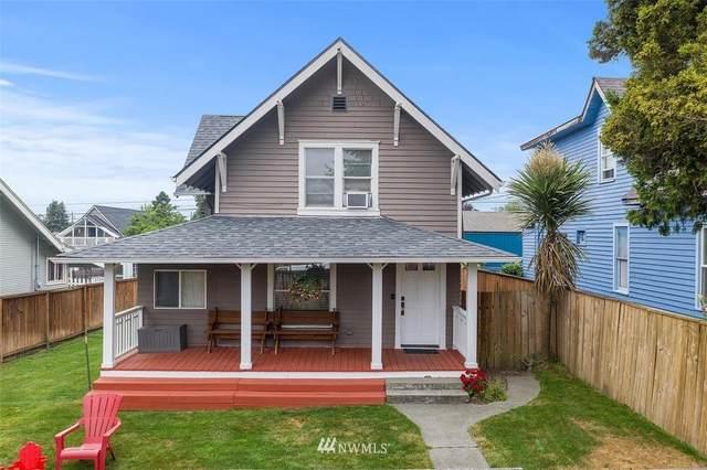 707 S 53rd Street, Tacoma, WA 98408 (#1800961) :: The Kendra Todd Group at Keller Williams