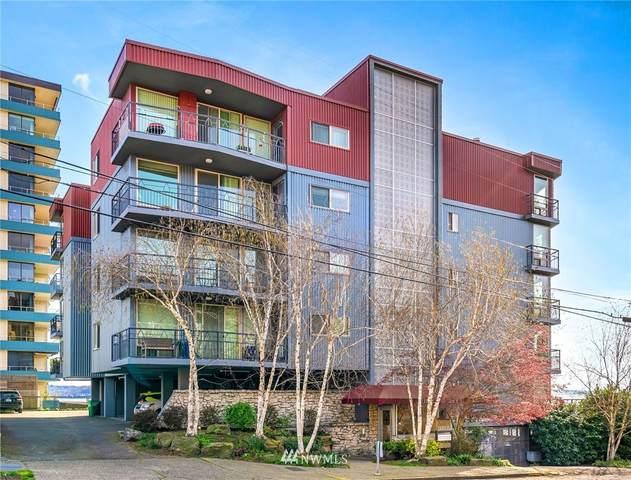 507 W Mercer Street #603, Seattle, WA 98119 (#1800986) :: Ben Kinney Real Estate Team