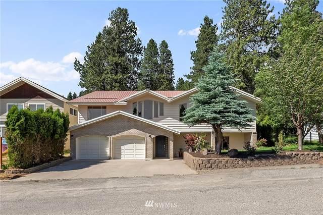 208 W 5th Street, Cle Elum, WA 98922 (MLS #1801160) :: Nick McLean Real Estate Group