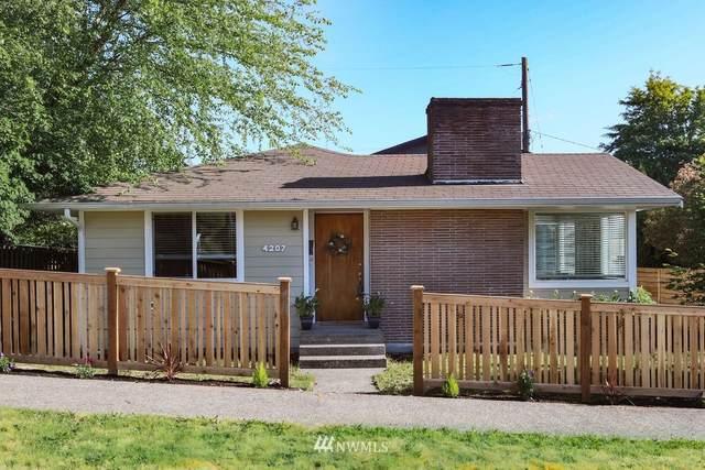 4207 SW Thistle, Seattle, WA 98136 (#1801189) :: NW Homeseekers