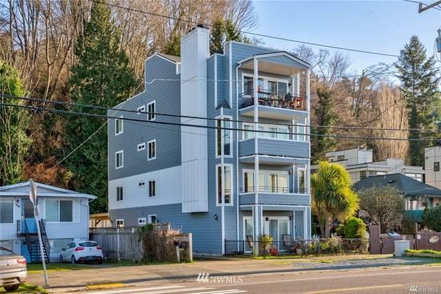 1718 Alki Avenue SW #400, Seattle, WA 98116 (#1801355) :: Ben Kinney Real Estate Team