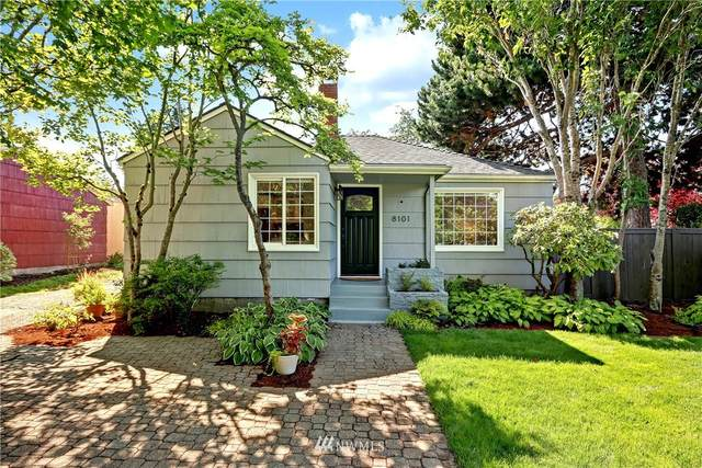 8101 12th Avenue SW, Seattle, WA 98106 (#1801378) :: Ben Kinney Real Estate Team
