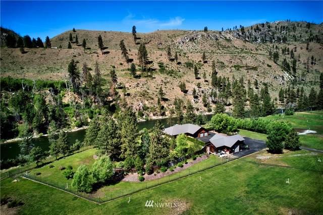 1495 Highway 153, Methow, WA 98834 (MLS #1801464) :: Nick McLean Real Estate Group