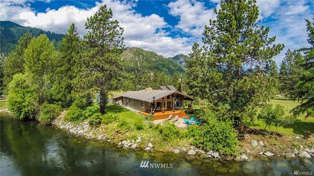 12432 Shore Street, Leavenworth, WA 98826 (#1801663) :: Better Properties Real Estate
