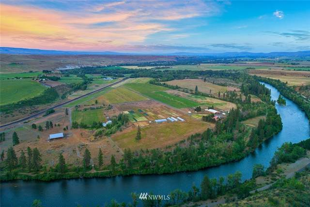 1250 Dudley Road, Thorp, WA 98946 (#1801715) :: Commencement Bay Brokers