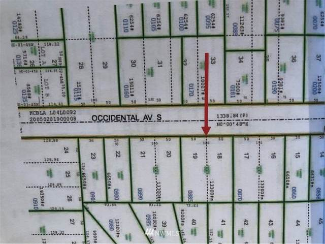 12240 Occidental Avenue S, Seattle, WA 98168 (#1801810) :: Northern Key Team