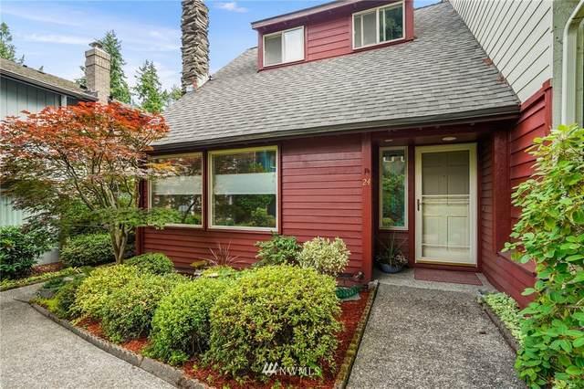1035 156th Avenue NE 24-T, Bellevue, WA 98007 (#1801844) :: Alchemy Real Estate