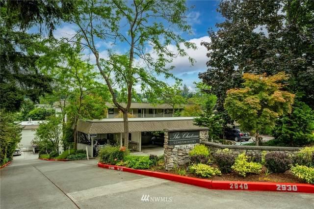 2940 76th Avenue SE B402, Mercer Island, WA 98040 (#1801909) :: Better Properties Real Estate