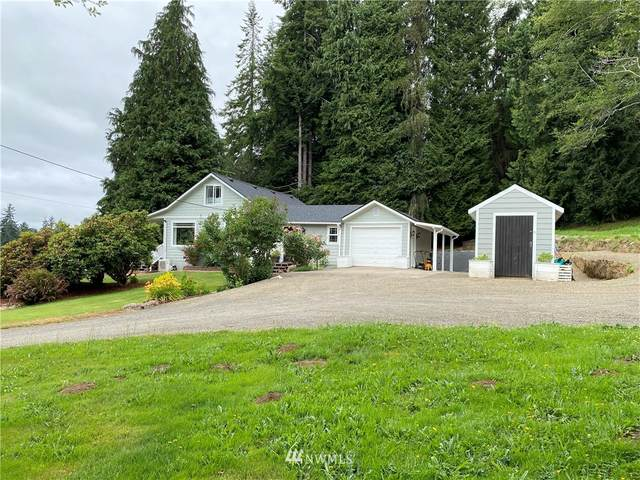848 W State Route 4, Cathlamet, WA 98612 (#1801924) :: Alchemy Real Estate