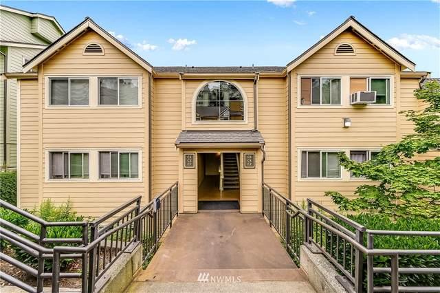 3811 130th Lane SE C1, Bellevue, WA 98006 (#1802137) :: The Shiflett Group