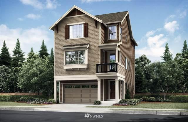 13312 23rd Drive SE #17, Mill Creek, WA 98012 (#1802225) :: Pickett Street Properties
