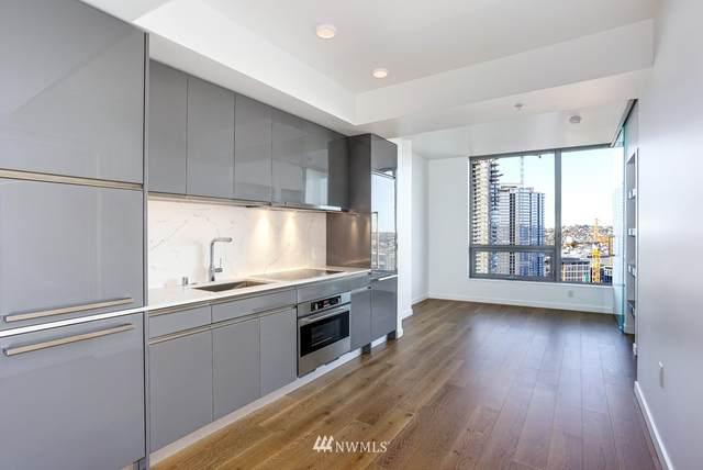 1808 Minor Avenue #1400, Seattle, WA 98101 (#1802320) :: Ben Kinney Real Estate Team