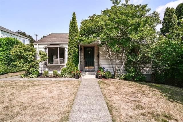 4412 49th Avenue SW, Seattle, WA 98116 (#1802323) :: NW Homeseekers
