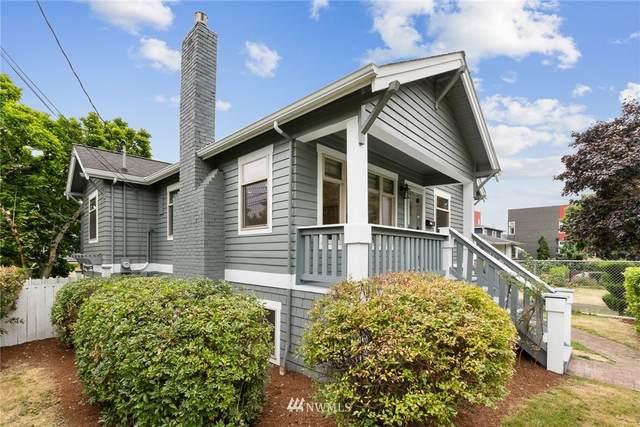 702 25th Avenue S, Seattle, WA 98144 (#1802340) :: Tribeca NW Real Estate
